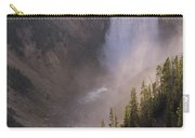 Lower Yellowstone Falls Carry-all Pouch