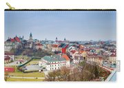 Lublin Old Town Panorama Poland Carry-all Pouch