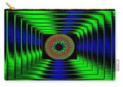Luminous Energy 5 Carry-all Pouch by Will Borden