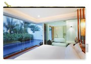 Luxury Bedroom Carry-all Pouch by Setsiri Silapasuwanchai
