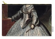 Luycks, Frans Amberes, 1604 - Viena, 1668 Maria Of Austria, Queen Of Hungary Ca. 1635 Carry-all Pouch
