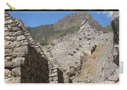 Macchu Picchu 9 Carry-all Pouch