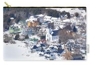 Mackinac Island Winter Carry-all Pouch
