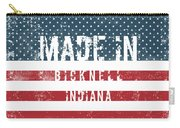 Made In Bicknell, Indiana Carry-all Pouch