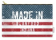 Made In Blanford, Indiana Carry-all Pouch