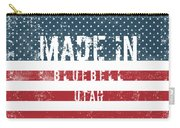 Made In Bluebell, Utah Carry-all Pouch