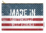 Made In Huttonsville, West Virginia Carry-all Pouch