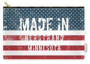 Made In Nerstrand, Minnesota Carry-all Pouch
