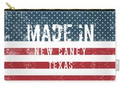 Made In New Caney, Texas Carry-all Pouch