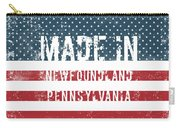 Made In Newfoundland, Pennsylvania Carry-all Pouch