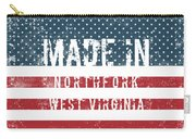 Made In Northfork, West Virginia Carry-all Pouch