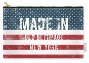 Made In Old Bethpage, New York Carry-all Pouch