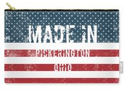 Made In Pickerington, Ohio Carry-all Pouch
