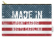 Made In Point Harbor, North Carolina Carry-all Pouch