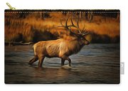 Madison Bull Carry-all Pouch