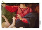 Madonna Of Loreto Carry-all Pouch