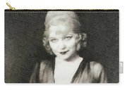 Mae West, Vintage Actress Carry-all Pouch