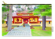 Mahayana Buddhist Temple 1 Carry-all Pouch