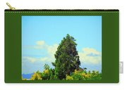 Majestic Evergreen Carry-all Pouch