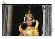 Makala Dancer In Cambodia Carry-all Pouch