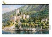 Malcesine Castle, Lago Di Garda Carry-all Pouch