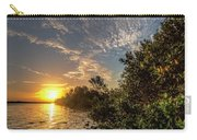 Mangrove Sunrise Carry-all Pouch