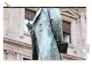 Manzoni Statue Carry-all Pouch