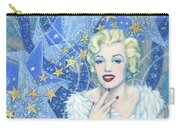 Marilyn Monroe, Old Hollywood Series Carry-all Pouch