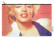 Marilyn Monroe - Pencil Style Carry-all Pouch