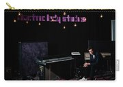 Mark Ronson Portrait By Anna Webber At Electric Lady Studios, Ny Carry-all Pouch