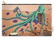 Marseille Street Art, Le Panier And Le Cours Julien Carry-all Pouch