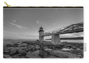 Marshall Point Lighthouse Reflections Carry-all Pouch