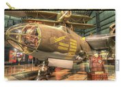Martin B-26g, Marauder, Shootin In Carry-all Pouch