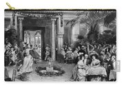 Masquerade Ball At The Ritz Hotel Paris Carry-all Pouch