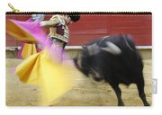 Matador Jose Tomas Iv Carry-all Pouch