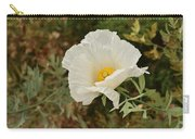 Matilija Poppy I Carry-all Pouch
