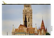 Matthias Church - Budapest Carry-all Pouch