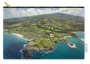 Maui Aerial Of Kapalua Carry-all Pouch