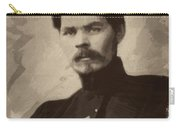 Maxim Gorky Carry-all Pouch