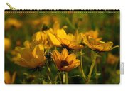 Maximilian Sunflowers Carry-all Pouch