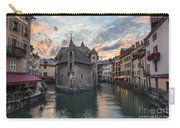 Medieval Jail In Annecy Carry-all Pouch