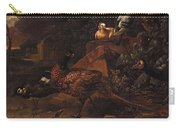 Melchior De Hondecoeter In The Manner Of The Artist, Wild Birds In A Park Landscape. Carry-all Pouch