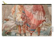 Mercy - David Spareth Saul's Life Carry-all Pouch