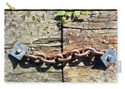 Metal Chain Carry-all Pouch