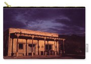 Mexican Cantina Rio Lobo Set Old Tucson Arizona 1970-1980 Carry-all Pouch