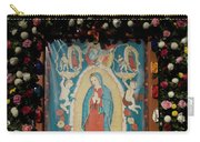 Mexico Our Lady Of Guadalupe Pilgrimage Carry-all Pouch