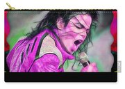 Michael Jackson Collection Carry-all Pouch