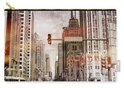 Michigan Ave - Chicago  Carry-all Pouch