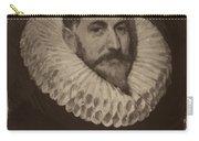 Miguel De Cervantes Carry-all Pouch
