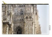 Milan Cathedra, Domm De Milan Is The Cathedral Church, Italy Carry-all Pouch